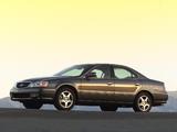 Acura TL (2002–2003) photos