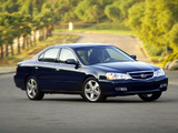 Acura TL (2002–2003) pictures