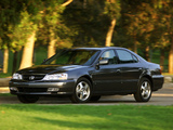 Acura TL (2002–2003) wallpapers