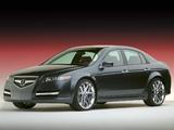 Acura TL A-Spec Concept (2003) images