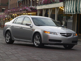 Acura TL (2004–2007) images