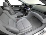 Acura TL (2004–2007) photos