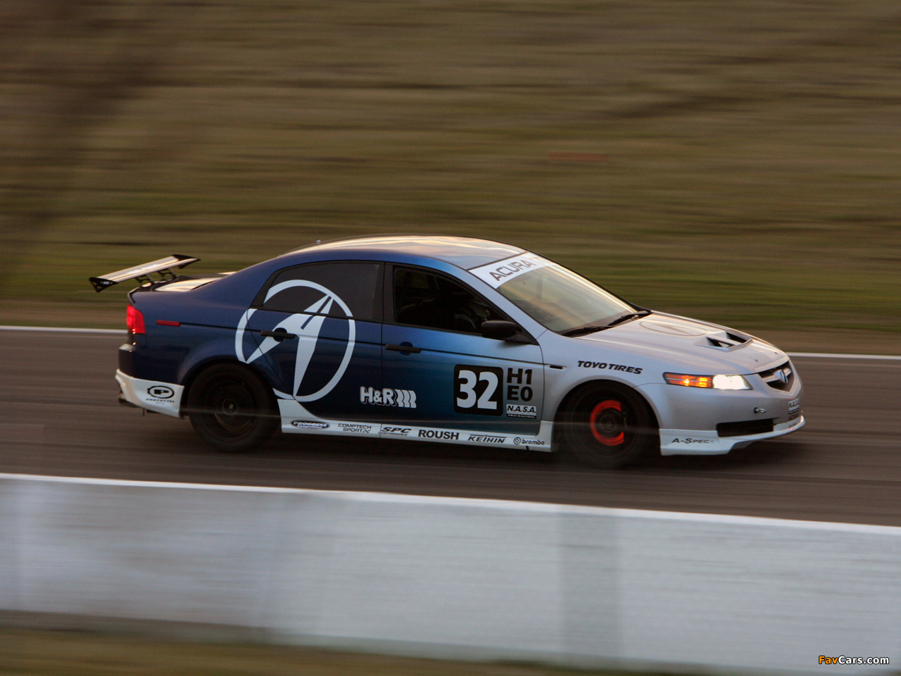 Acura TL Race Car (2004–2007) pictures (1280 x 960)