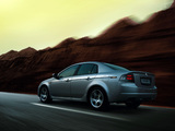 Acura TL CN-spec (2006–2007) photos