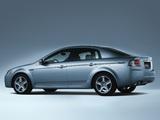 Acura TL CN-spec (2006–2007) pictures