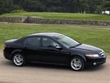 Acura TL (2007–2008) photos