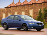 Acura TL Type-S (2007–2008) photos
