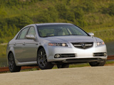 Acura TL Type-S (2007–2008) pictures