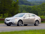 Acura TL SH-AWD (2008–2011) photos