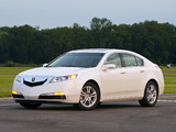 Acura TL (2008–2011) pictures