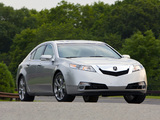 Acura TL SH-AWD (2008–2011) pictures
