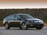Acura TL SH-AWD (2011) photos