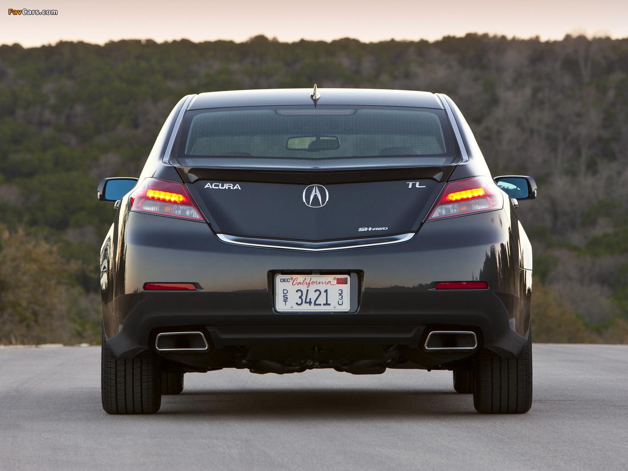 Acura Tl Sh Awd >> Acura TL SH-AWD (2011) photos (1280x960)