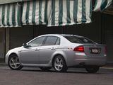 Images of Acura TL (2004–2007)