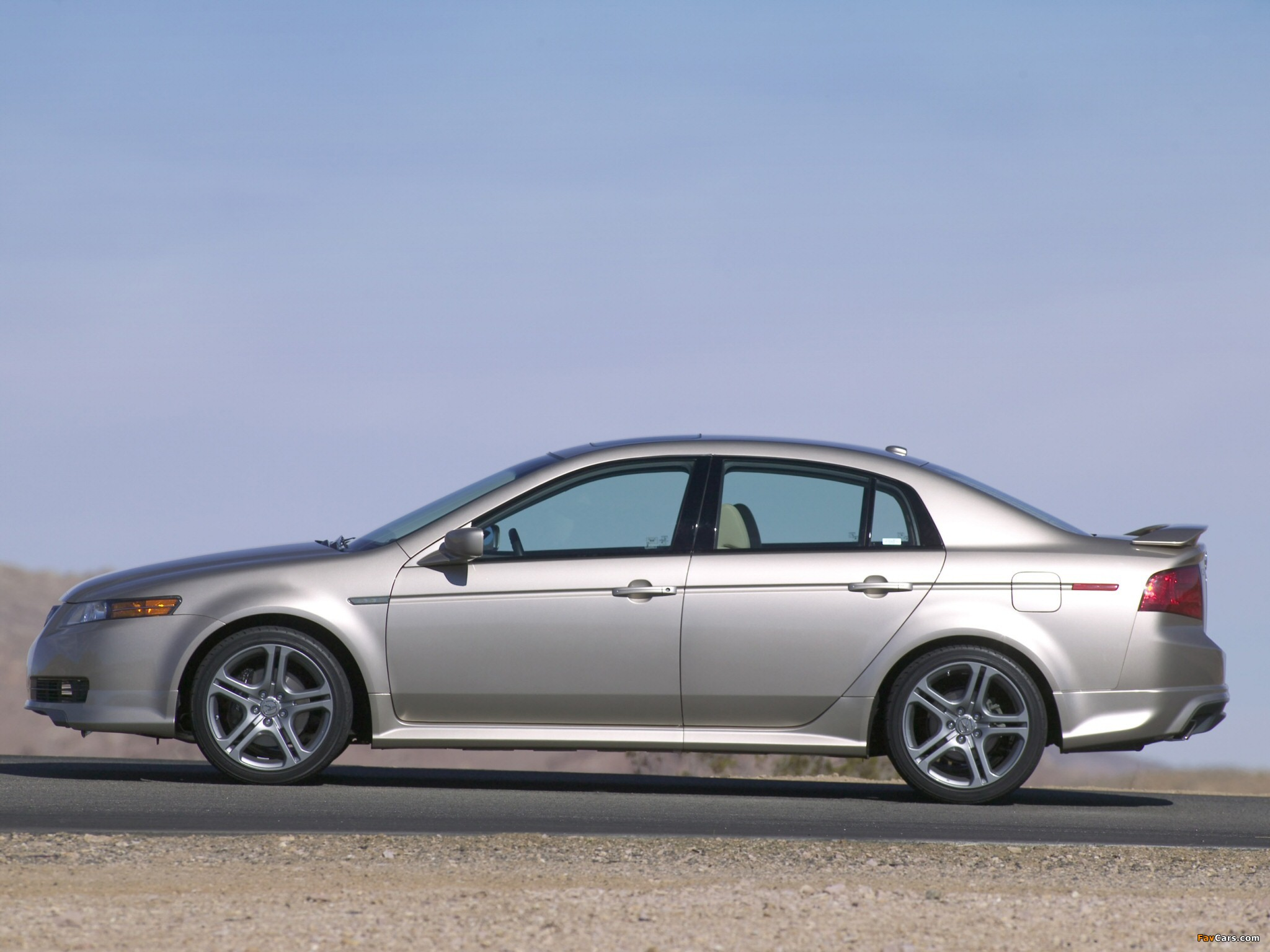 Images of Acura TL A-Spec (2004–2007) (2048 x 1536)