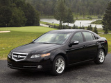 Images of Acura TL (2007–2008)