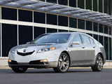 Images of Acura TL SH-AWD (2008–2011)