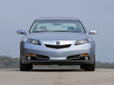 Images of Acura TL (2011)