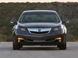 Images of Acura TL SH-AWD (2011)