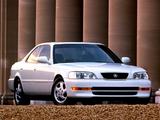 Photos of Acura TL (1996–1998)