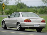 Photos of Acura 3.2 TL 1998–2001