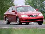 Photos of Acura TL (1999–2001)