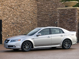 Photos of Acura TL Type-S (2007–2008)
