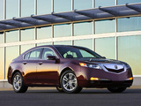 Photos of Acura TL (2008–2011)