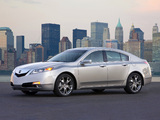 Photos of Acura TL SH-AWD (2008–2011)