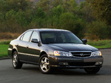Pictures of Acura TL (2002–2003)