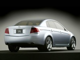 Pictures of Acura TL Concept (2003)