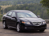 Pictures of Acura TL (2007–2008)
