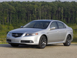 Pictures of Acura TL Type-S (2007–2008)