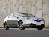 Pictures of Acura TL SH-AWD (2008–2011)