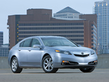 Pictures of Acura TL (2011)