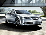 Acura TL (2007–2008) wallpapers