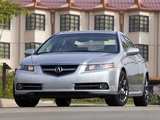 Acura TL Type-S (2007–2008) wallpapers