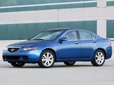 Acura TSX (2003–2006) photos