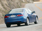 Acura TSX (2003–2006) wallpapers