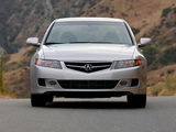 Acura TSX (2006–2008) pictures