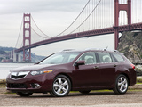 Acura TSX Sport Wagon (2010) photos
