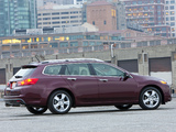 Acura TSX Sport Wagon (2010) wallpapers