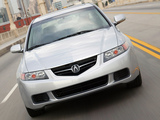 Images of Acura TSX (2003–2006)