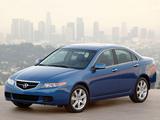 Photos of Acura TSX (2003–2006)