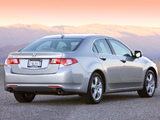 Photos of Acura TSX (2008–2010)