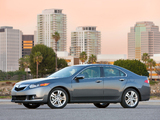 Photos of Acura TSX V6 (2009–2010)