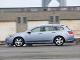 Photos of Acura TSX Sport Wagon (2010)