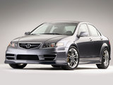 Pictures of Acura TSX A-Spec Concept (2005)