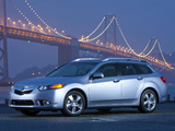 Pictures of Acura TSX Sport Wagon (2010)