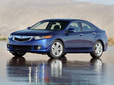 Acura TSX V6 (2009–2010) wallpapers
